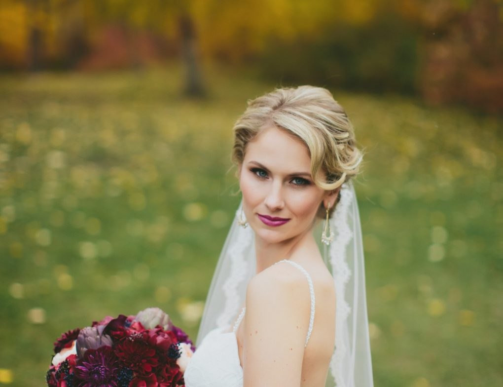 Image of Eclectica Beauty Studio Edmonton lifestyle makeup bridal fall