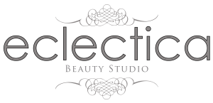 Image of Eclectica Beauty Studio Logo on Homepage Edmonton Makeup Artist Bridal Commercial Boudoir FX Lifestyle services
