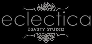 Image of Eclectica Beauty Studio Logo on Homepage Edmonton Makeup Artist Bridal Commercial Boudoir FX Lifestyle services