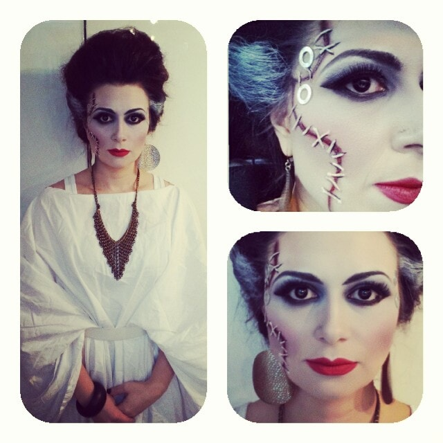 Edmonton Halloween Makeup 2-min