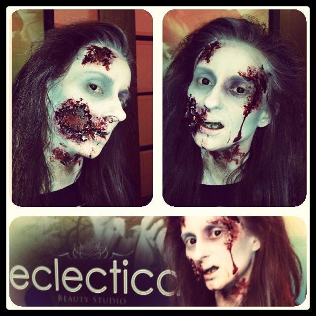 Edmonton Halloween makeup CTV-min