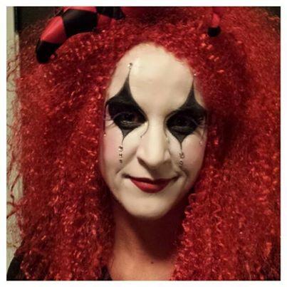 jester hallowen makeup eclectica-min