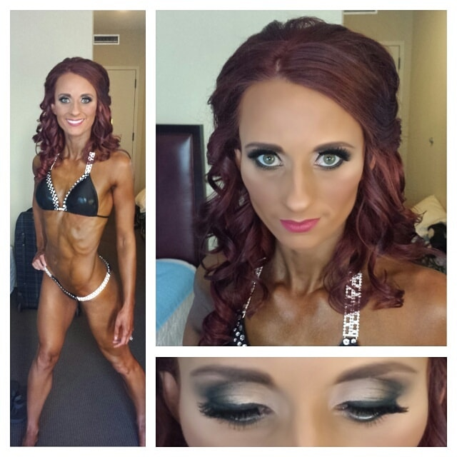 Image of Eclectica Beauty Studio Edmonton lifestyle makeup body building fitness