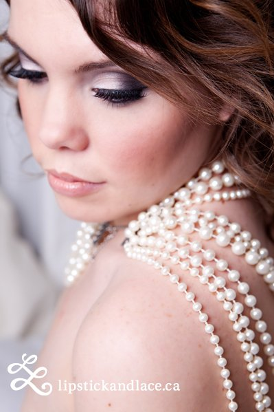 Sexy boudoir makeup Eclectica Beauty Studio-min