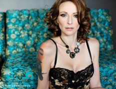 Image of Eclectica Beauty Studio Edmonton boudoir makeup