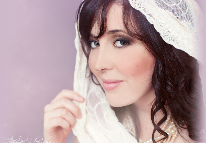 Eclectica Beauty Studio Edmonton classic makeup