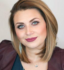 Astrid Woodard Eclectica Beauty Studio Owner